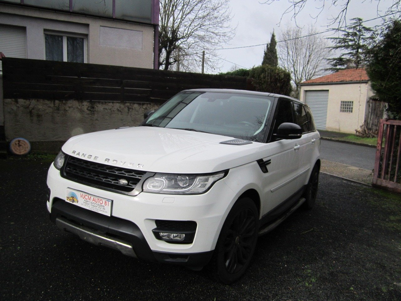 LAND ROVER DYNAMIC AUTO RANGE ROVER SPORT 2